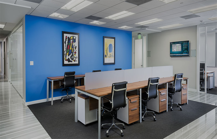 Shared desks Miami - Coworking Space