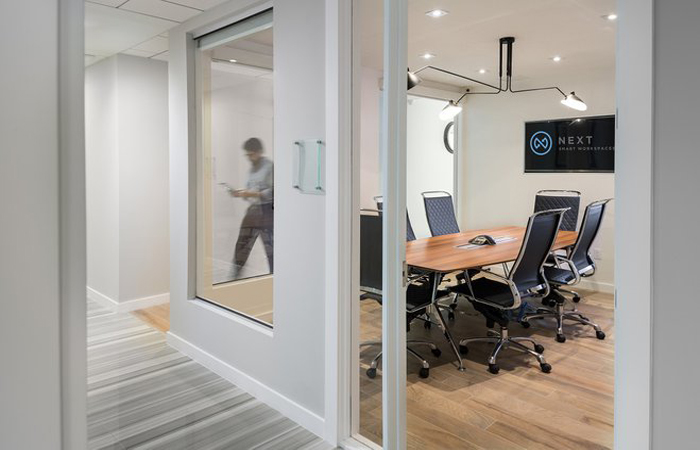 What is the difference between private office and conference room?